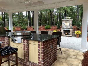 Augusta, GA Outdoor Kitchens 1