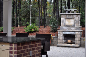 Augusta, GA Fire Pits & Fireplaces 2