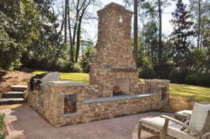 Augusta, GA Fire Pits & Fireplaces 1