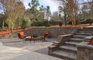 Bluffton, SC Retaining Walls 1
