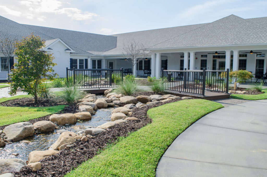 Bluffton, SC Commercial Landscaping 1