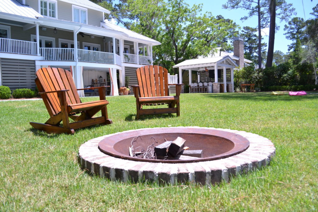 Beautiful Bluffton, SC Poolscape Designed & Built By Our Team 1