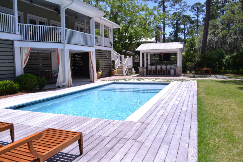 Beautiful Bluffton, SC Poolscape Designed & Built By Our Team 10
