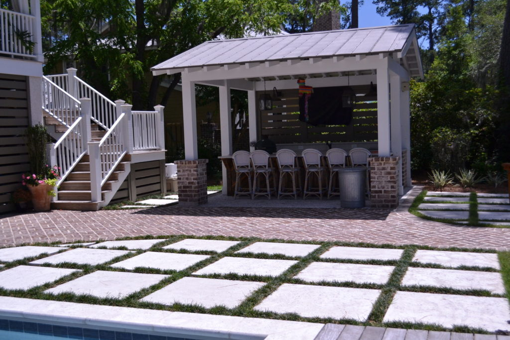 Beautiful Bluffton, SC Poolscape Designed & Built By Our Team 8