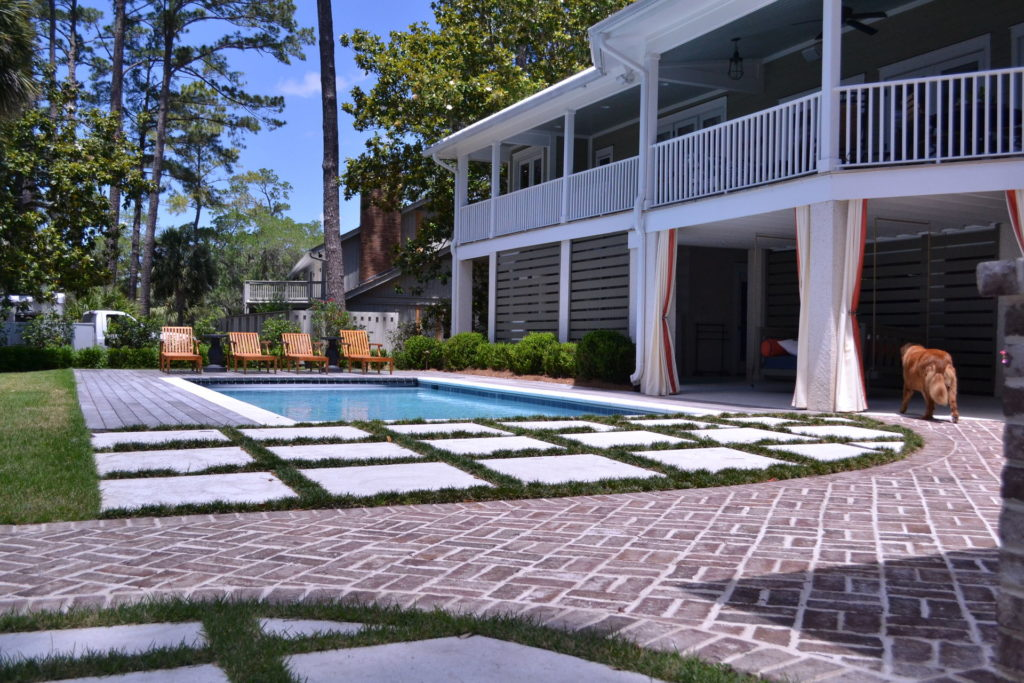Beautiful Bluffton, SC Poolscape Designed & Built By Our Team 7