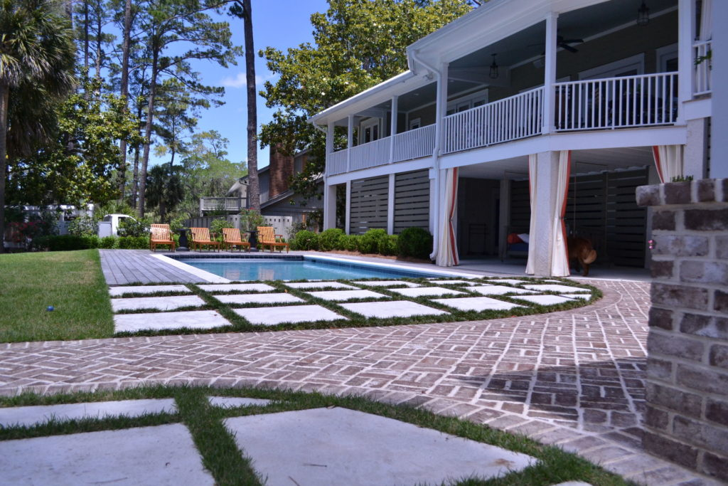 Beautiful Bluffton, SC Poolscape Designed & Built By Our Team 6