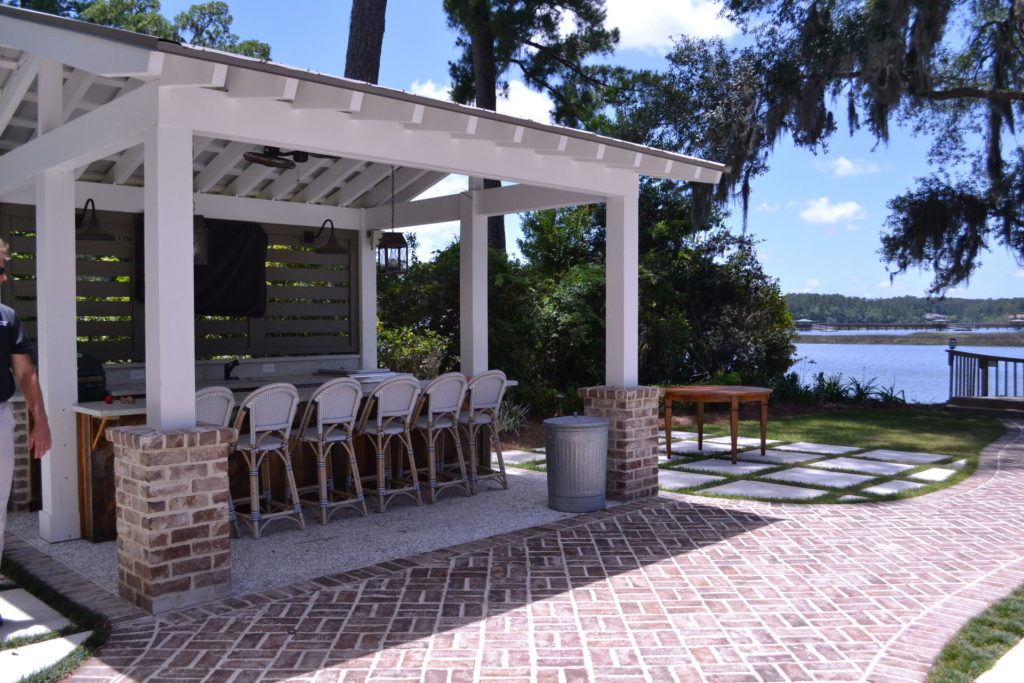 Beautiful Bluffton, SC Poolscape Designed & Built By Our Team 5
