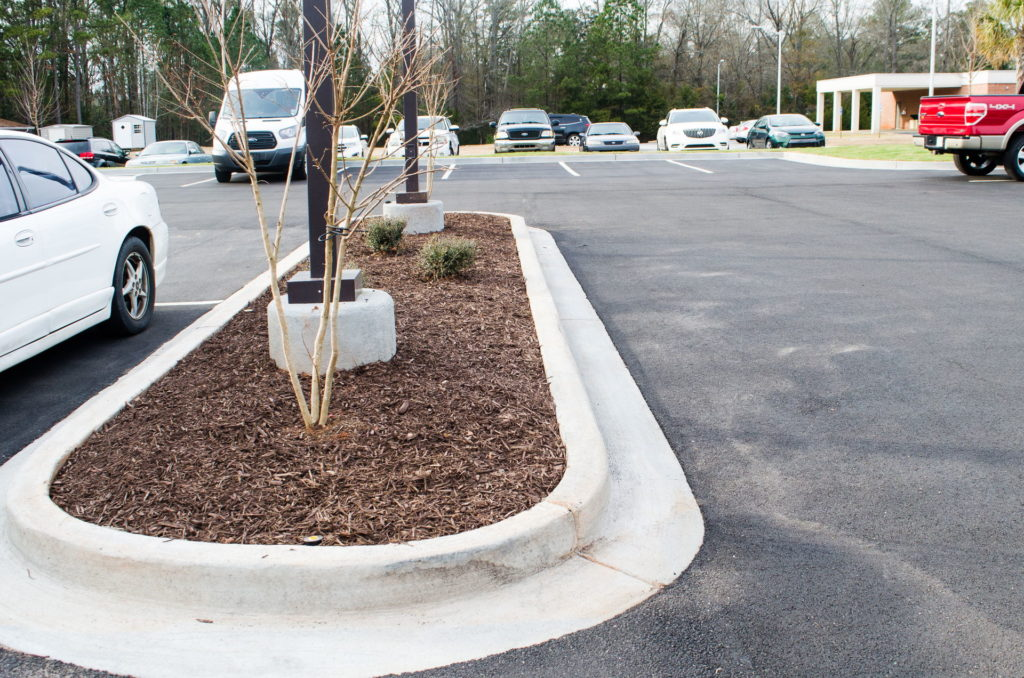 Edgefield County Hospital Grounds Landscaping & Maintenance 4