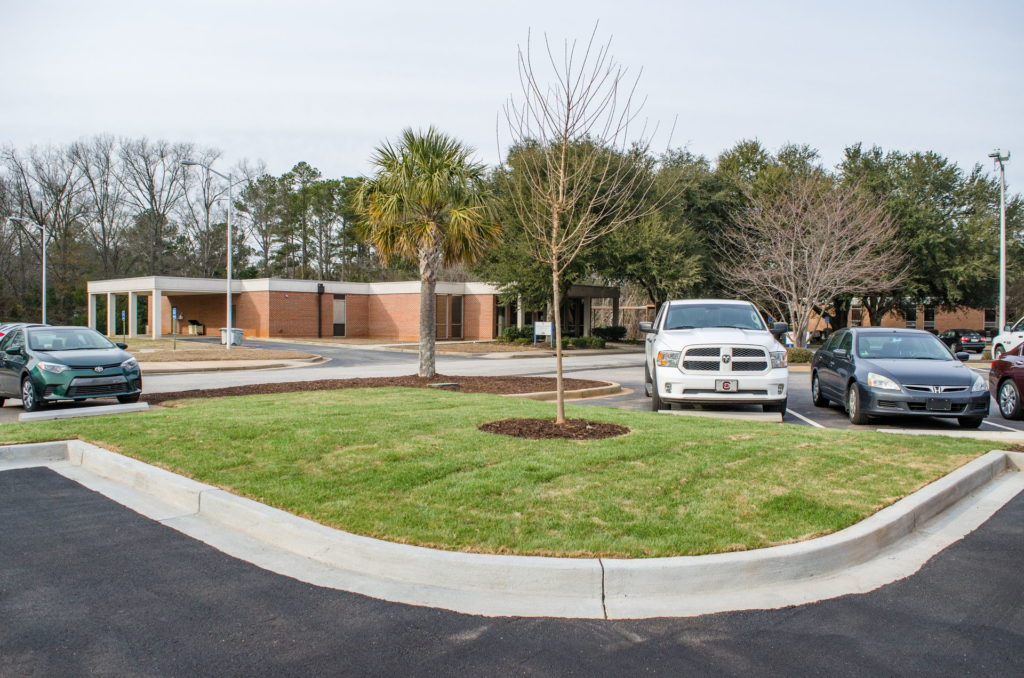 Edgefield County Hospital Grounds Landscaping & Maintenance 5