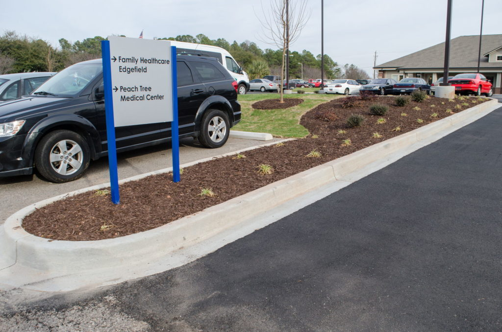 Edgefield County Hospital Grounds Landscaping & Maintenance 6