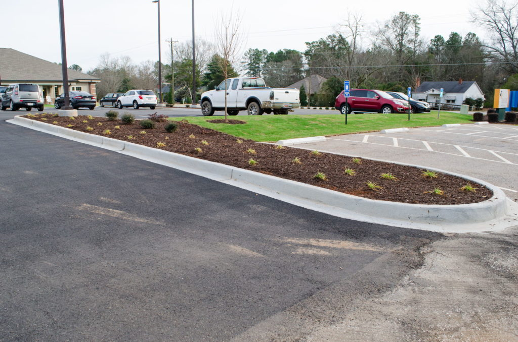 Edgefield County Hospital Grounds Landscaping & Maintenance 7
