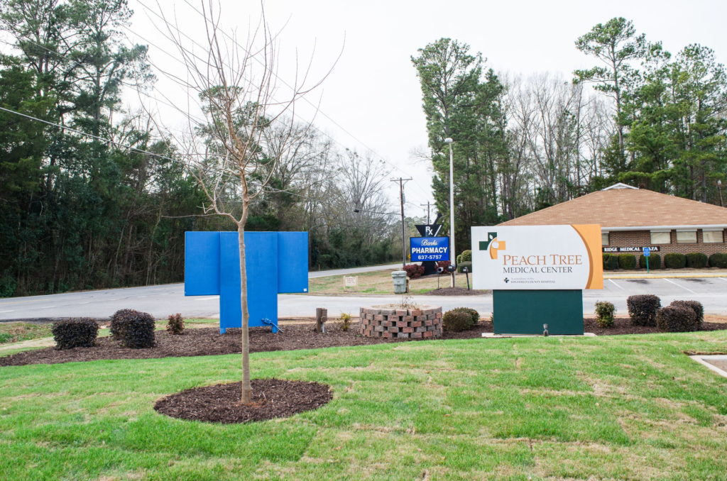 Edgefield County Hospital Grounds Landscaping & Maintenance 8