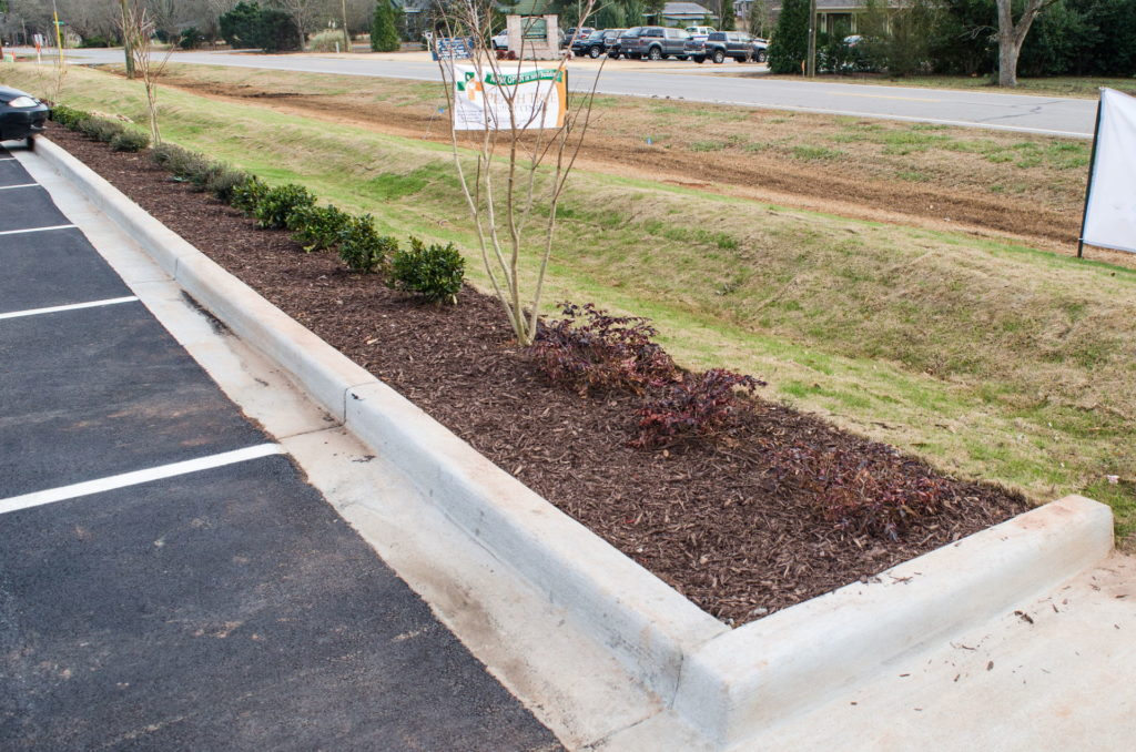 Edgefield County Hospital Grounds Landscaping & Maintenance 9