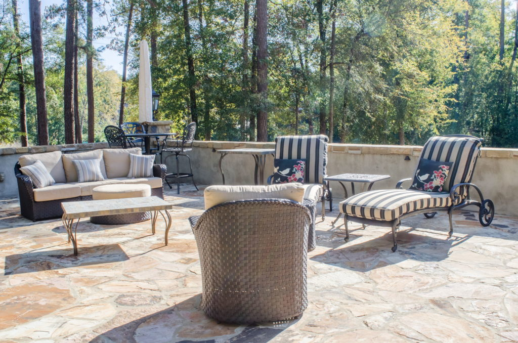 Stunning New Evans, GA Swimming Pool & Outdoor Living Space 1