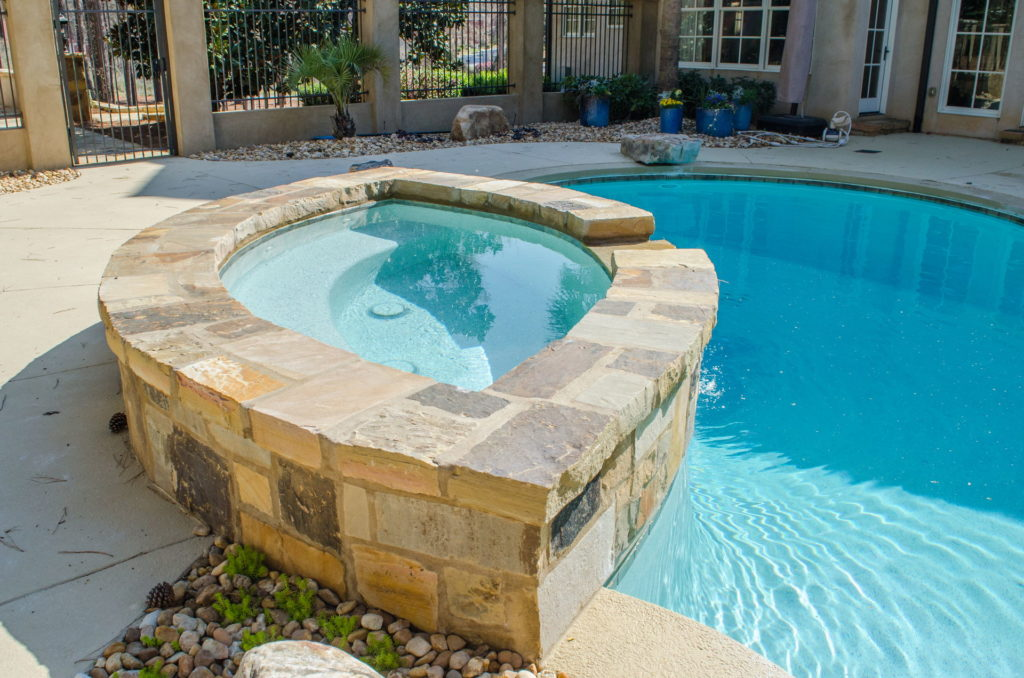 Stunning New Evans, GA Swimming Pool & Outdoor Living Space 5