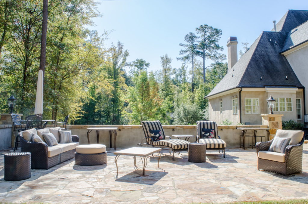 Stunning New Evans, GA Swimming Pool & Outdoor Living Space 6