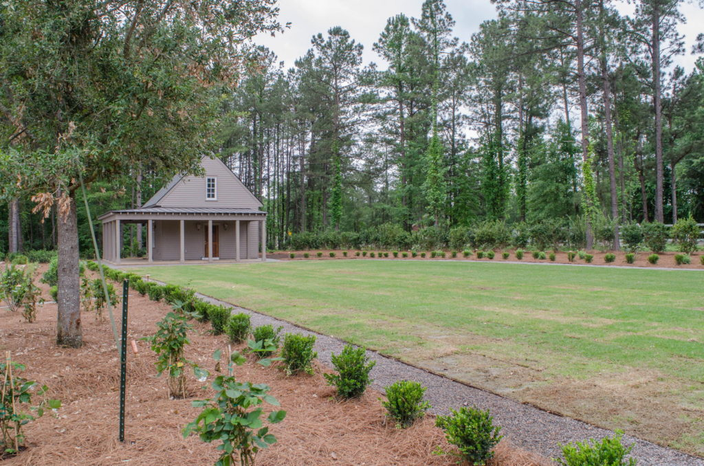 Beautiful Full Landscape Design & Installation at Evans, GA Estate 10