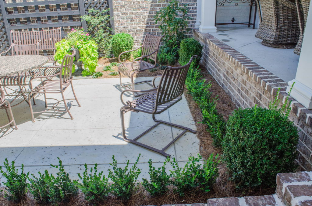 Beautiful Backyard Patio & Landscape In Augusta, GA 1