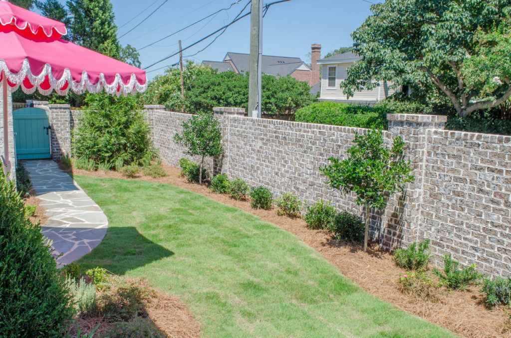 Beautiful Backyard Patio & Landscape In Augusta, GA 11