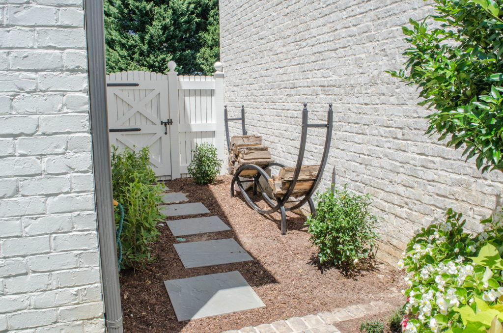 Beautiful Backyard Patio & Landscape In Augusta, GA 15