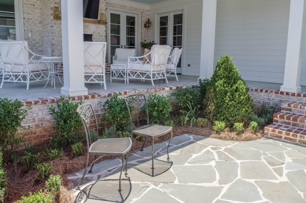 Beautiful Backyard Patio & Landscape In Augusta, GA 9