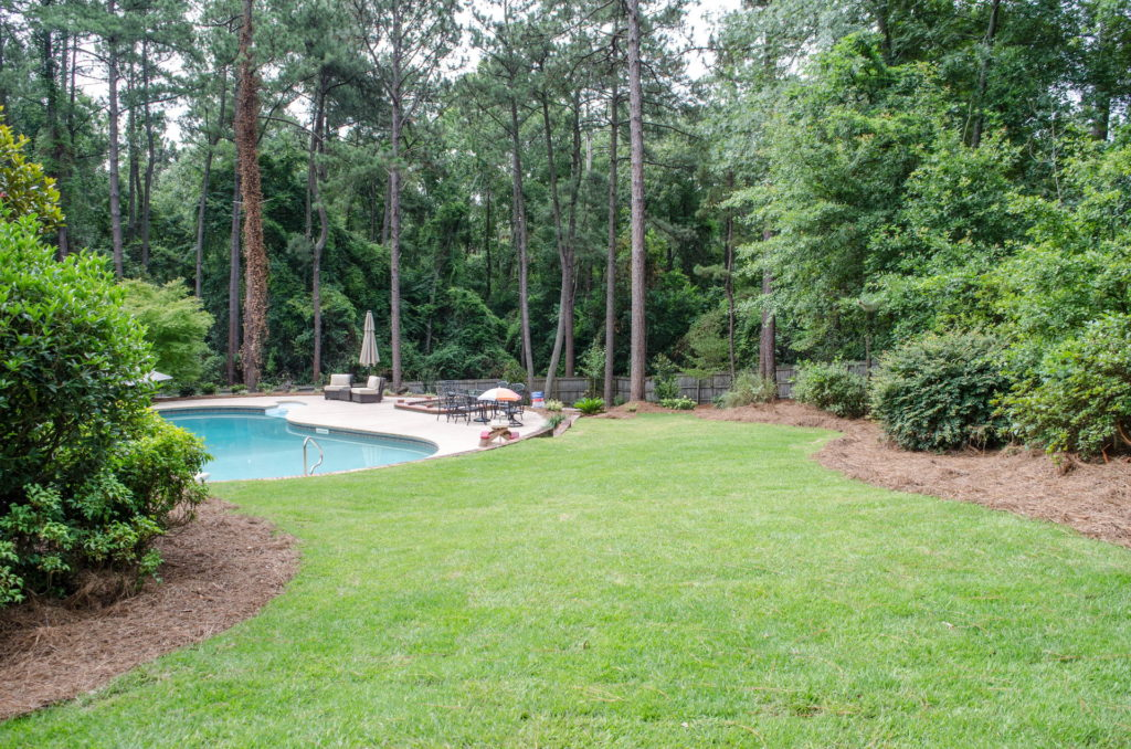 Extensive New Aiken, SC Poolscape Design & Installation 2
