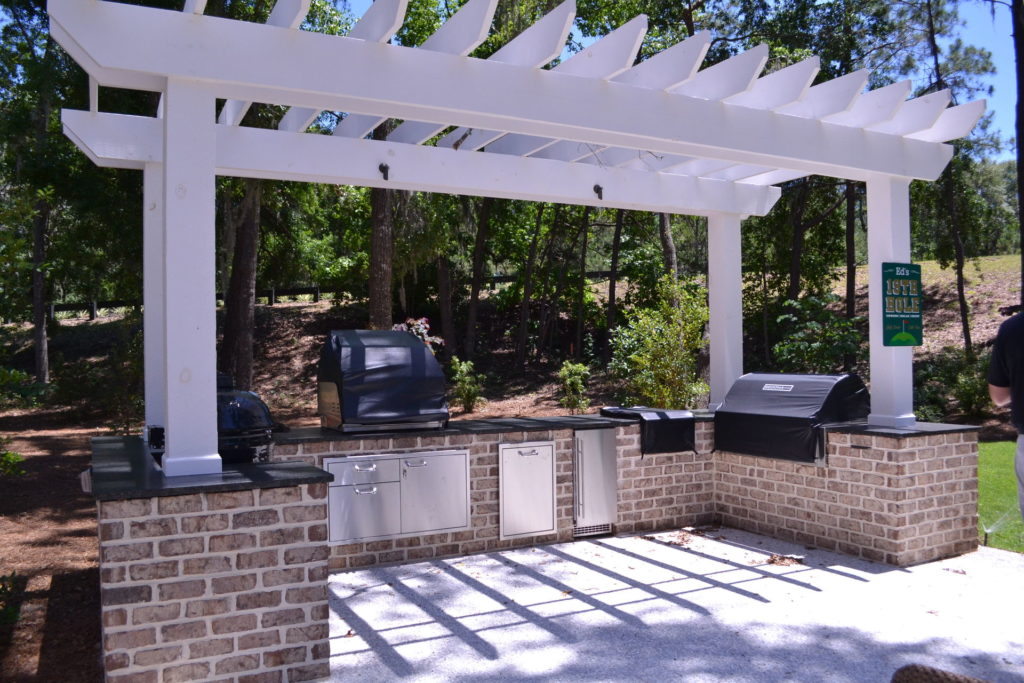 Luscious Landscaping at Stunning New Bluffton, SC Home 4