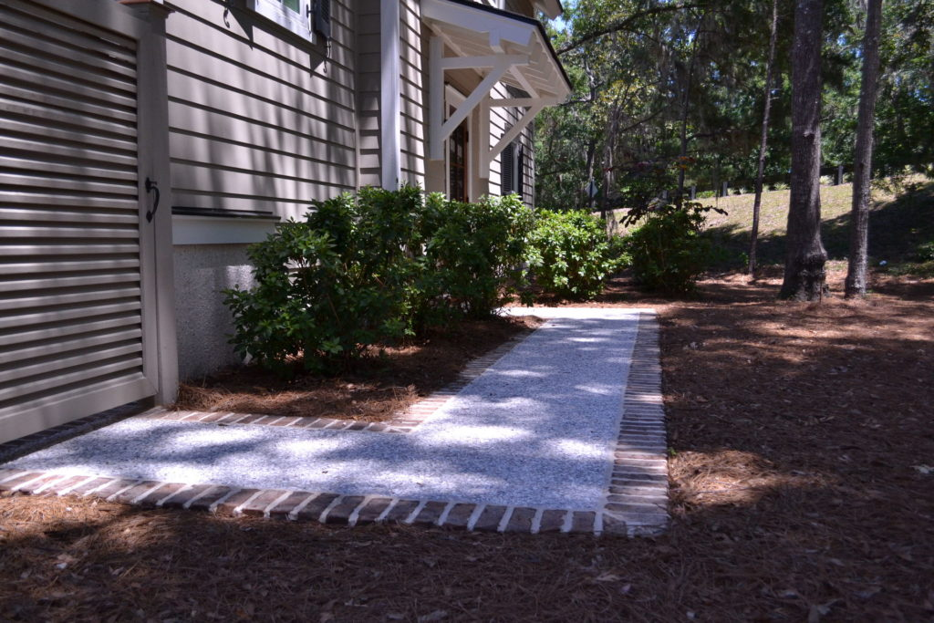 Luscious Landscaping at Stunning New Bluffton, SC Home 2