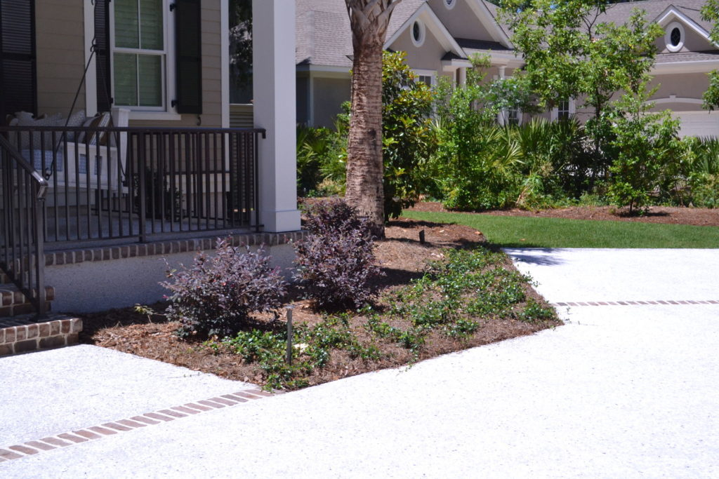 Luscious Landscaping at Stunning New Bluffton, SC Home 12
