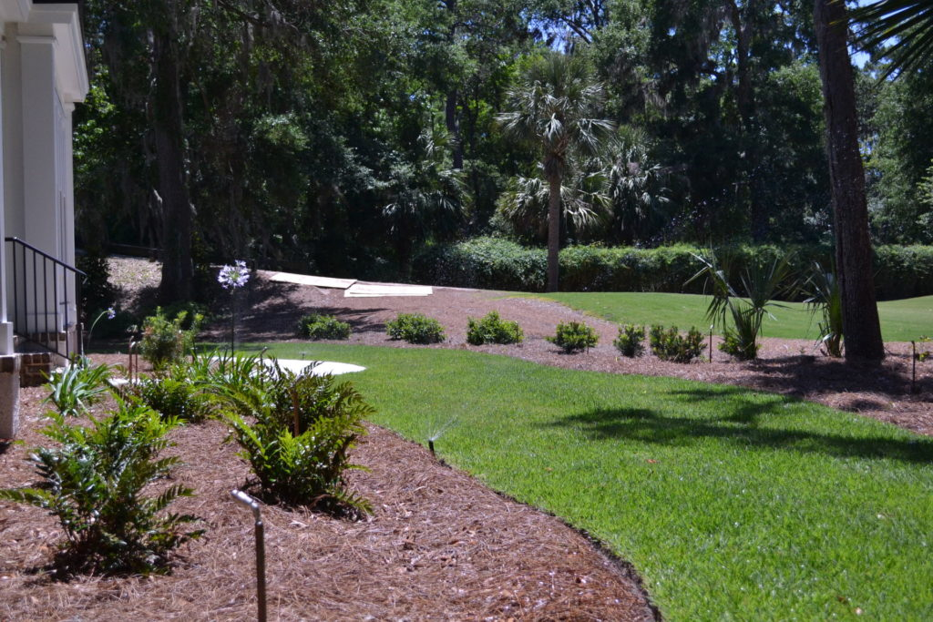 Luscious Landscaping at Stunning New Bluffton, SC Home 10
