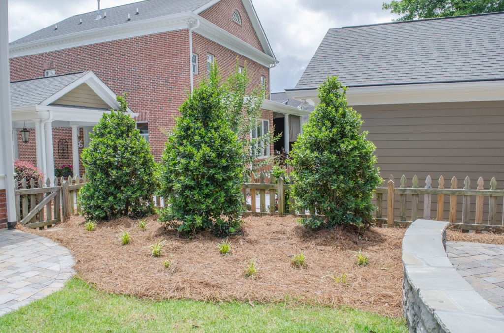 North Augusta, SC Stone Pathways, Patio, and Outdoor Fireplace 5