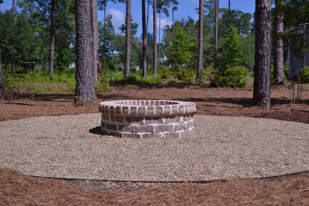 Bluffton, SC Cottage Driveway and Full Yard Landscape 5
