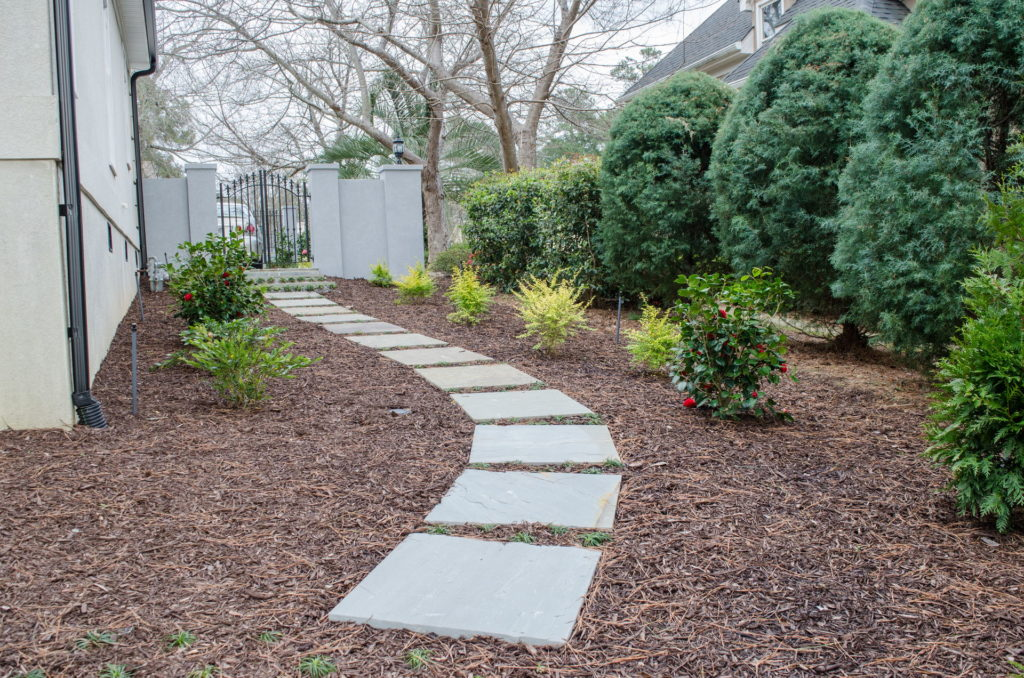 Beautifully Landscaped Grounds at This Martinez, GA Gated Mansion 11