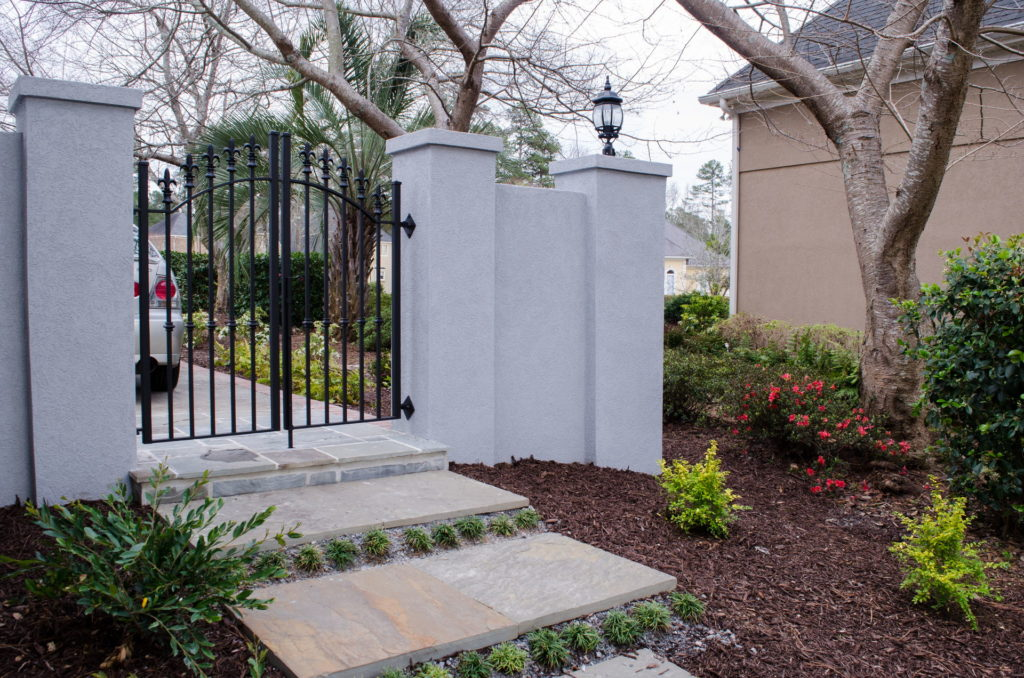 Beautifully Landscaped Grounds at This Martinez, GA Gated Mansion 14