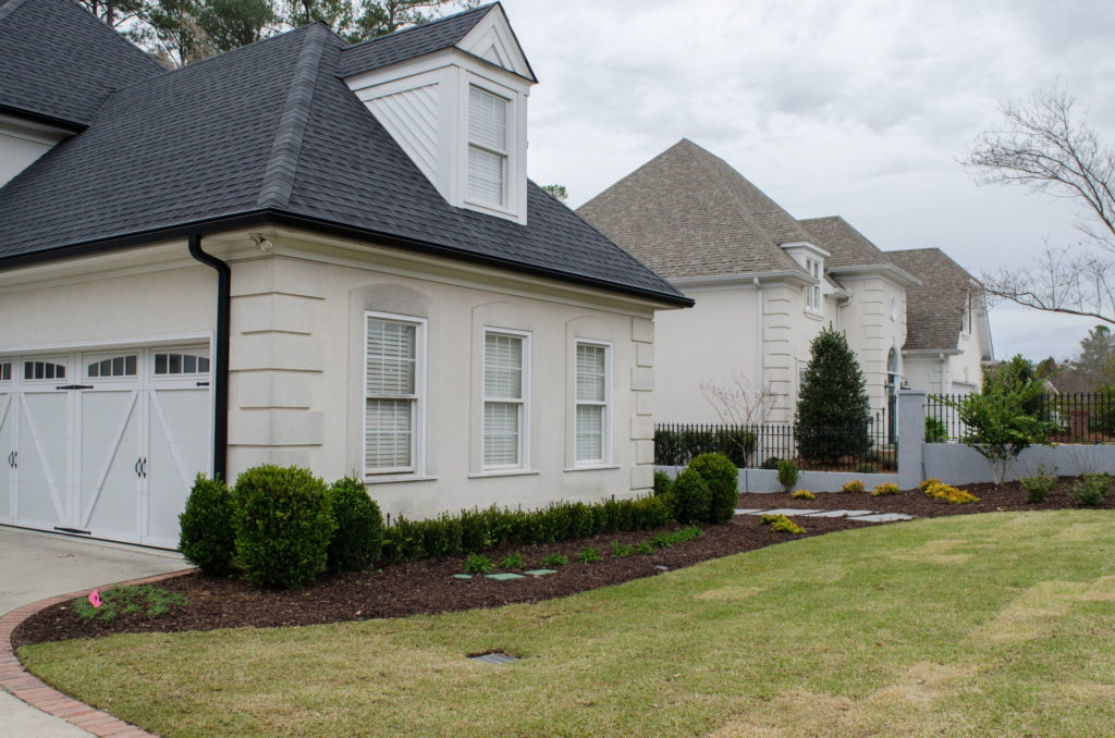 Beautifully Landscaped Grounds at This Martinez, GA Gated Mansion 4