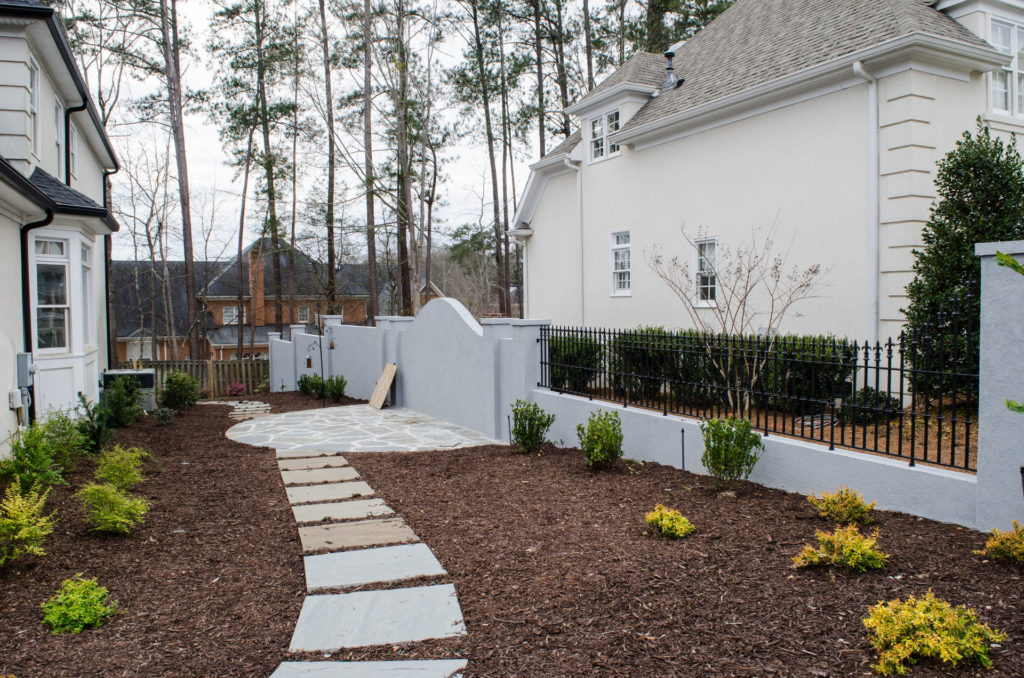 Beautifully Landscaped Grounds at This Martinez, GA Gated Mansion 5