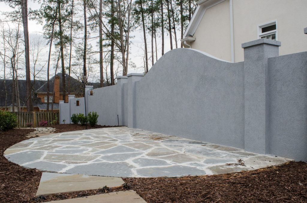Beautifully Landscaped Grounds at This Martinez, GA Gated Mansion 6