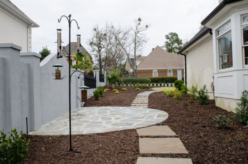 Beautifully Landscaped Grounds at This Martinez, GA Gated Mansion 7