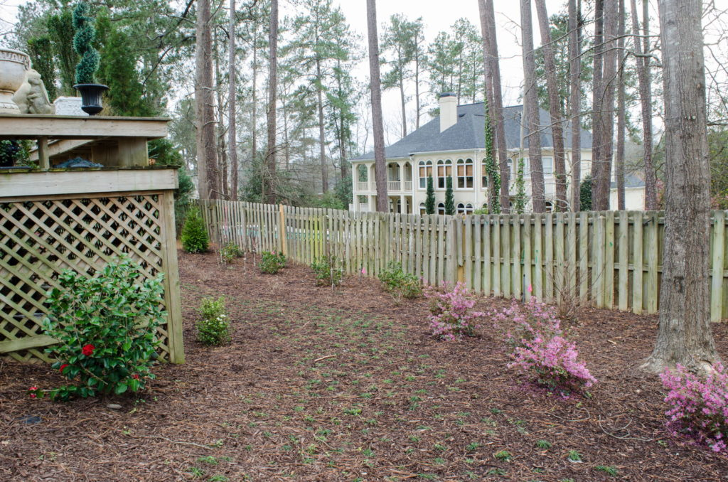 Beautifully Landscaped Grounds at This Martinez, GA Gated Mansion 9