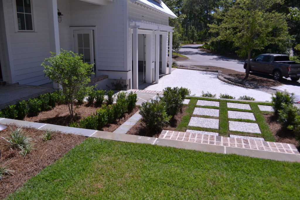 Landscape Design & Installation at This Bluffton, SC Home 4
