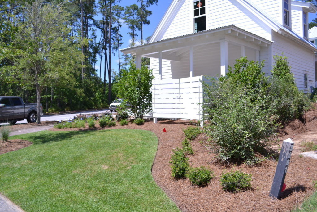 Landscape Design & Installation at This Bluffton, SC Home 3