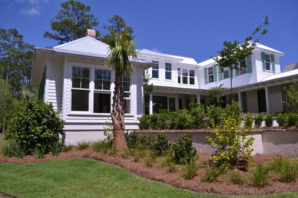 Landscape Design & Installation at This Bluffton, SC Home 9