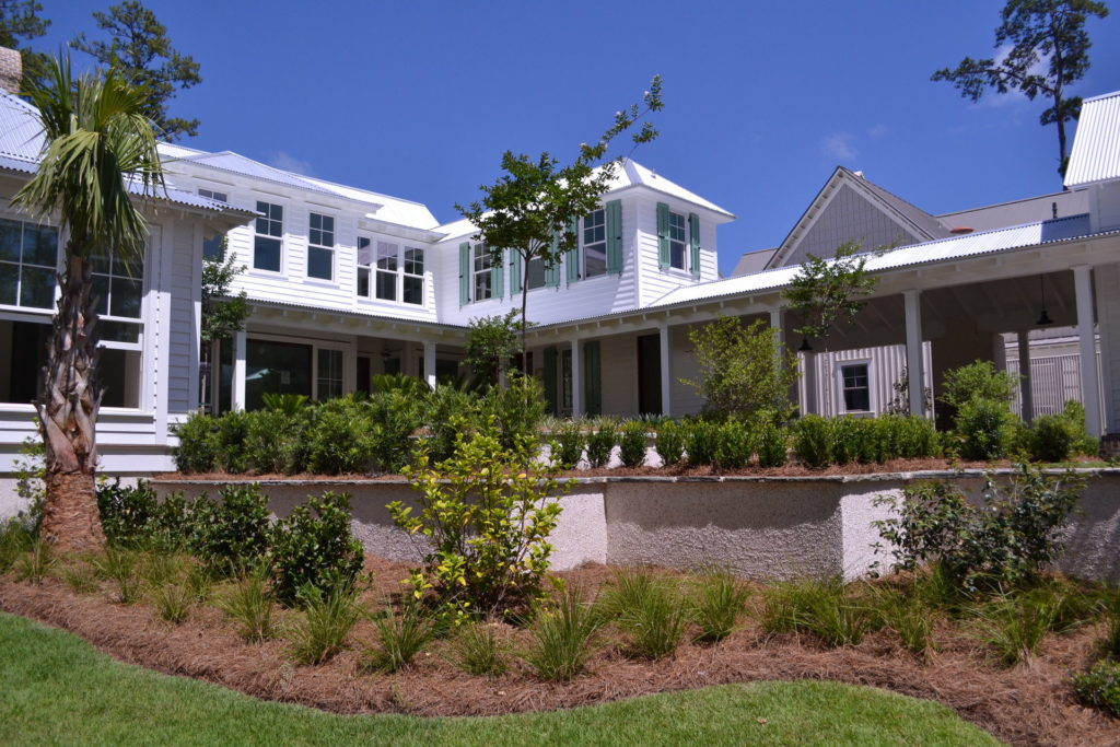 Landscape Design & Installation at This Bluffton, SC Home 8