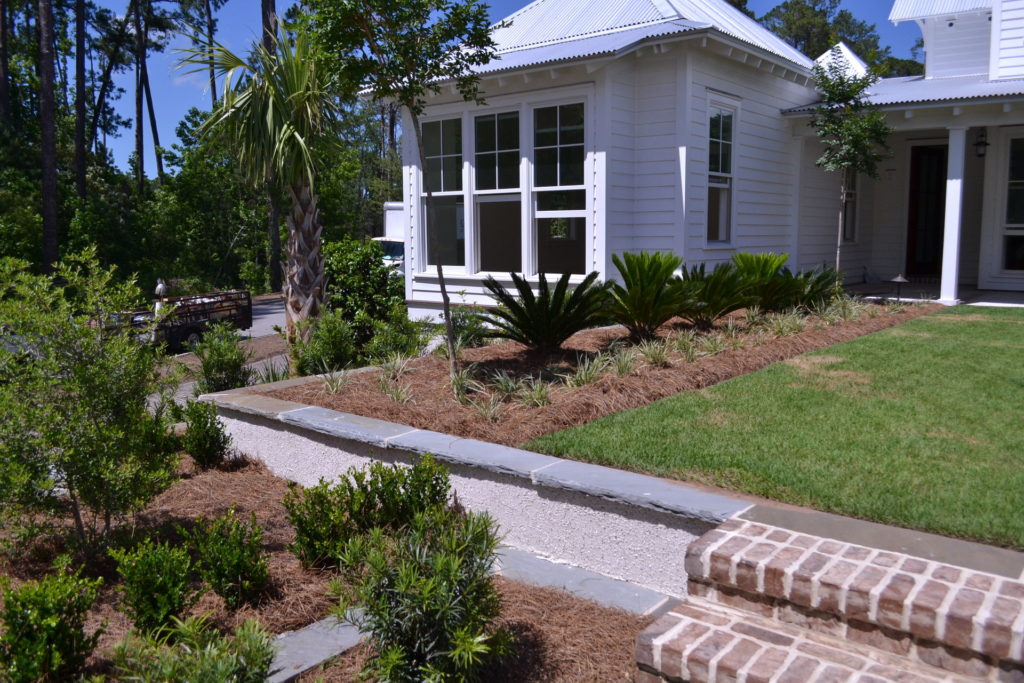 Landscape Design & Installation at This Bluffton, SC Home 5