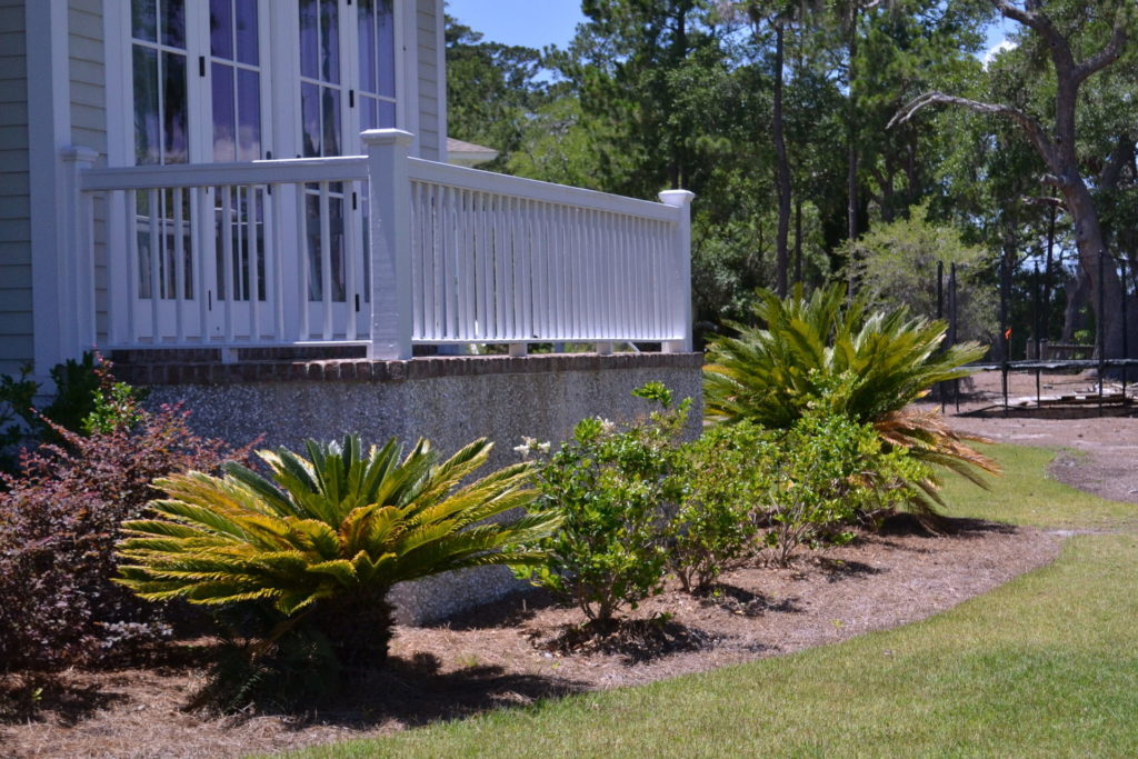 Gorgeous Poolscape and Outdoor Kitchen in Bluffton, SC 9