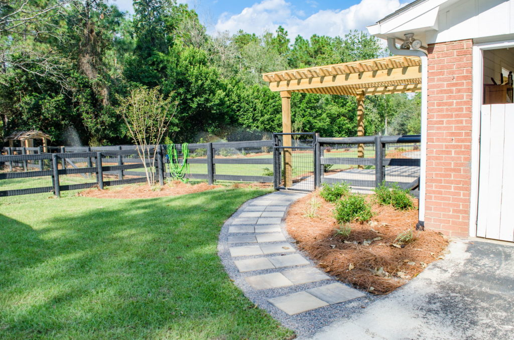Amazing Pergola and Patio Combination at Augusta, GA Home 7