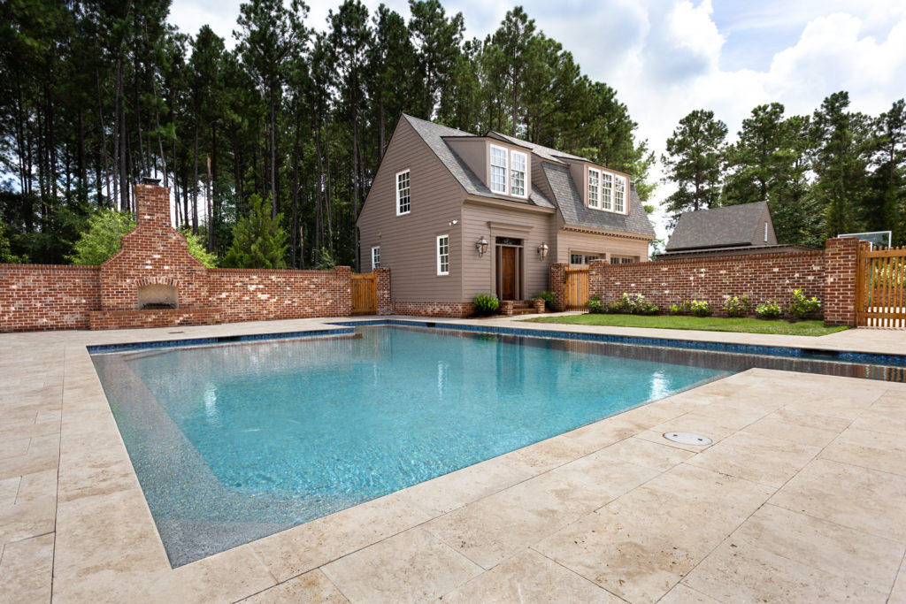 Beautiful Full Landscape Design & Installation at Evans, GA Estate 1