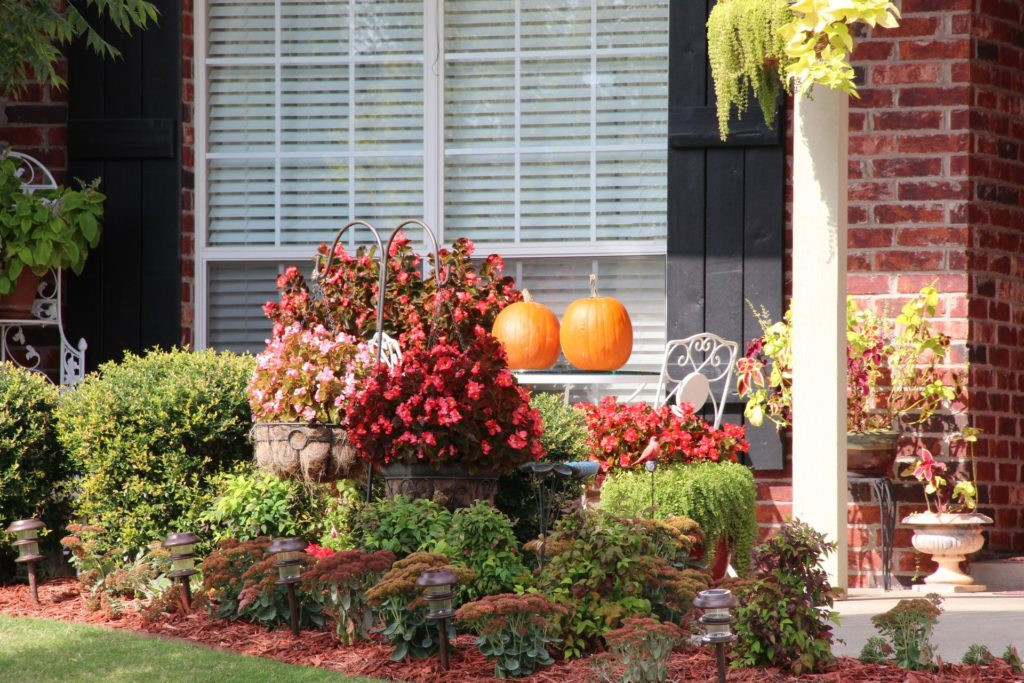 7 Fall Landscape Ideas 2