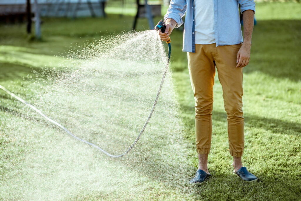 4 Reasons to Install an Irrigation System 1