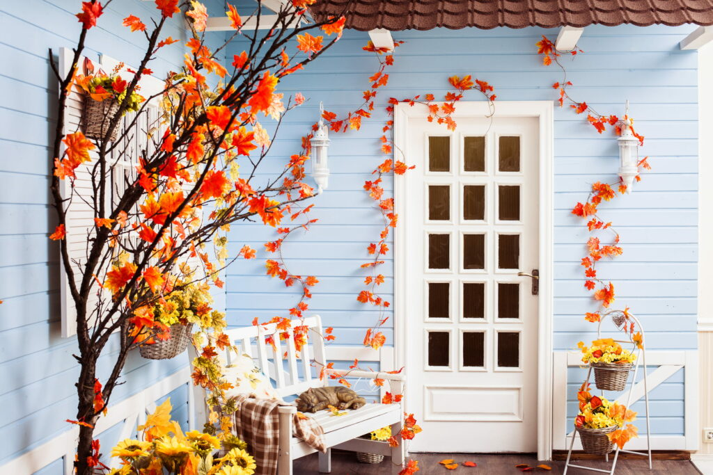 How Can I Decorate My Landscape for Fall? 1